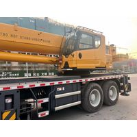 Cheap XCMG QY70K,70 ton mobile crane,70 ton truck crane thumbnail image