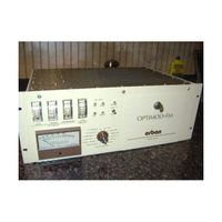 ORBAN OPTIMOD 8100A FM.BROADCAST AUDIO PROCESSOR With Build-in Stereo Generator