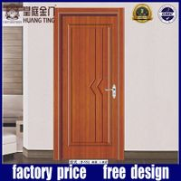 interior composite wood entry swing Door