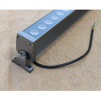 Hotselling DMX512 18w led wall washer RGB color