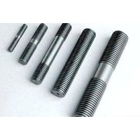 AISI 304 Stainless Steel Stud Bolt and Nut thumbnail image
