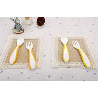 Rooba Baby Spoon & Fork