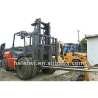 USED HELI CPCD100T FORKLIFT thumbnail image
