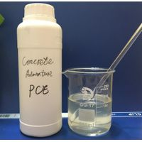 Polycarboxylate Superplasticizer PCE for concrete,water reducing admixture thumbnail image