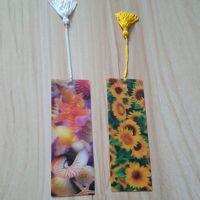 3d lenticular printing bookmark
