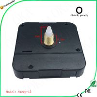 quality standard clock movement clock mechanism wall clock parts clock motor clockworks