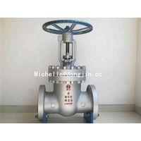 WCB 600LB gate valve