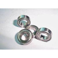 MR106ZZ,MR106 2RS Miniature Ball Bearing thumbnail image
