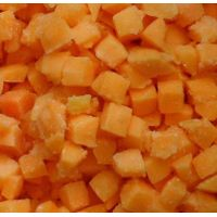 frozen fruits frozen peach diced supply from china