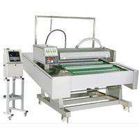 Continuous Belt Type Automatic Vacuum Packaging Machine With Injection Printing System Wecanpak