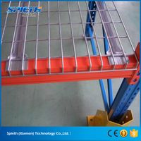 Heavy duty galvanized steel wire mesh decking