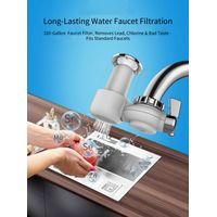 Long-Lasting Water Faucet Filtration System, Faucet Filter, Tap Water Filter