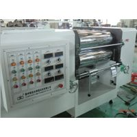 Thermal conductive silicone tape roll calender machine