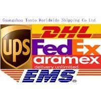 DHL/UPS/FEDEX/TNT courier service to GUATEMALA/Costa Rica/Panama/Ecuador/Bolivia/Paraguay thumbnail image