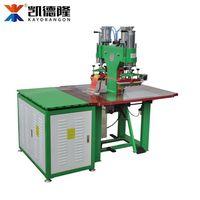 5kw/8kw pvc raincoat double head pnuematic pressure HF welding machine thumbnail image