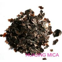 Phlogopite mica for decoration wallpaper covering