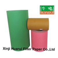 Wood Pulp Oil filter paper made in China