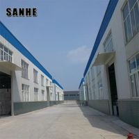 Q345 High Quality Low Cost Prefabricated House Light Steel Structure Construction thumbnail image