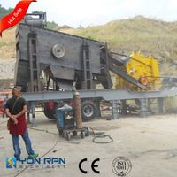 china made 17years manufacturer portable stone crusher with CE ISO certificate thumbnail image