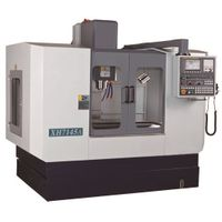 vertical cnc milling machine center with fanuc controller