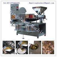 ZL-120 Screw Oil Press machine