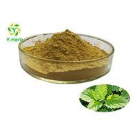 100% natural ratio extract 10:1 50:1 100:1 bulk lemon balm extract