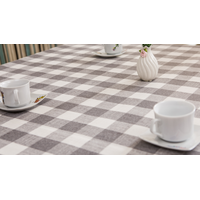 coated table cloth , waterproof cover