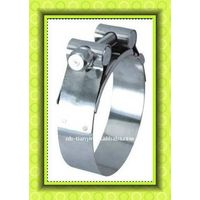 Stainless Steel Power Clamp