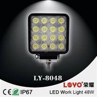 Cheapest 15w work light,4x4 offroad auto 24w 27w 42w 48w led work light cree