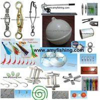 tuna fishing tackle, fishing float, tuna hook, die set, heavy duty crimper, tuna fishing line thumbnail image