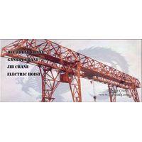 Truss gantry crane thumbnail image