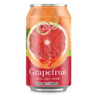 Fresh Juice 330ml Cans Grapefruit Fruit Juice from BENA beverage companies private brand thumbnail image