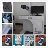 High Quality 20W Fiber Laser Metal Marking Machine/Fiber Laser Marking Machine thumbnail image