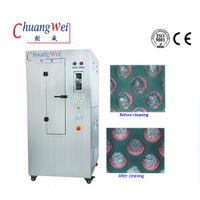 Pneumatic Stencil Cleaner,Stencil Cleaning System,CW-750 thumbnail image