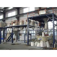 Full Automatic Pvc Gravimetric Dosing System Application