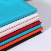 Polyester Cotton Fabric/Shirt White Fabric t/c Fabric 45x45 133x72