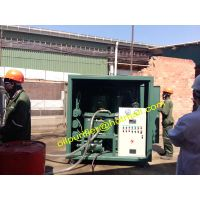 New technology transformer oil purifier filter units, oil purification equipo in Zambia thumbnail image
