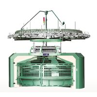 Open Width Single Jersey Circular Knitting Machine