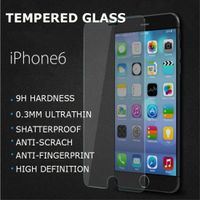 Newest Tempered Glass Screen Protector for iPhone6