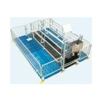 Pig feeding equipment- Pig Farrowing crate with metal fence