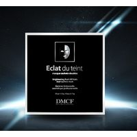 DMCF Eclat du teint Peel-Off Gel Mask - whitening mask for dull skin