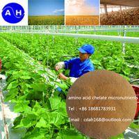 amino acid chelated Micronutrient organic formula fertilizer