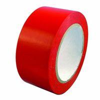 Red Stucco PE Masking Tape 234days Uv Resistant 2''X60 Yards--PE Tape