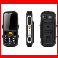 2.4inch Wholesale OEM Big Speaker Big Torch Power Bank Mobile Phone feature phone rugged phone