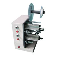 Automatic strip marking machine
