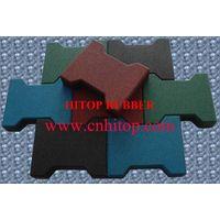 dog bone rubber tile thumbnail image