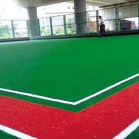 Factory directly sell artificial moss for decoration synthetic fence grass wall thumbnail image