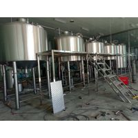 Hoalu small beer brewery equipment