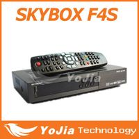 Skybox F4S Full HD Satellite Receiver with GPRS Function