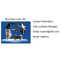 High Quality Folding Bus door lock assembly 123 (Toyota Coaster)